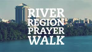 5th Annual River Region Prayer Walk @ Union Station Train Shed | Montgomery | Alabama | United States