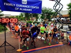 9th Annual Family Guidance Center Walk Run