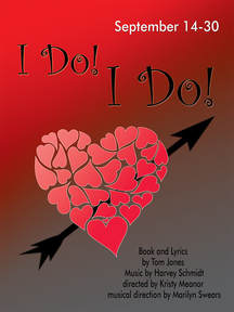 "Wetumpka Depot Presents ""I Do! I Do!"""