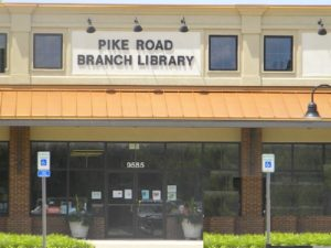 The Friends of the Pike Road Branch Library Speaker Series: Bobby Cole @ Pike Road Branch Library  | Pike Road | Alabama | United States